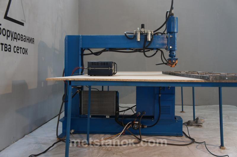 Двухконтактный станок точечной сварки МТ91