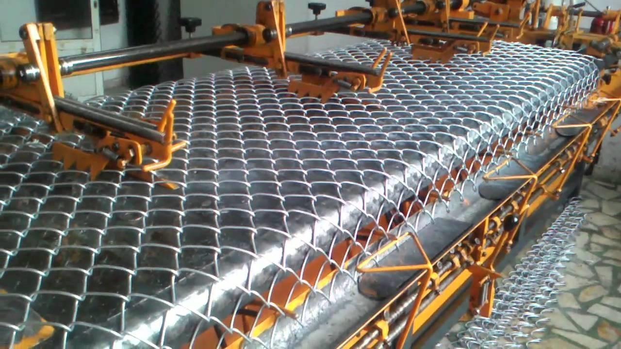 Станки для производства сетки или как начать бизнес с нуля